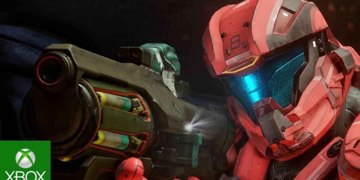 La beta de Halo 5 sumó más de 2.500 horas de juego