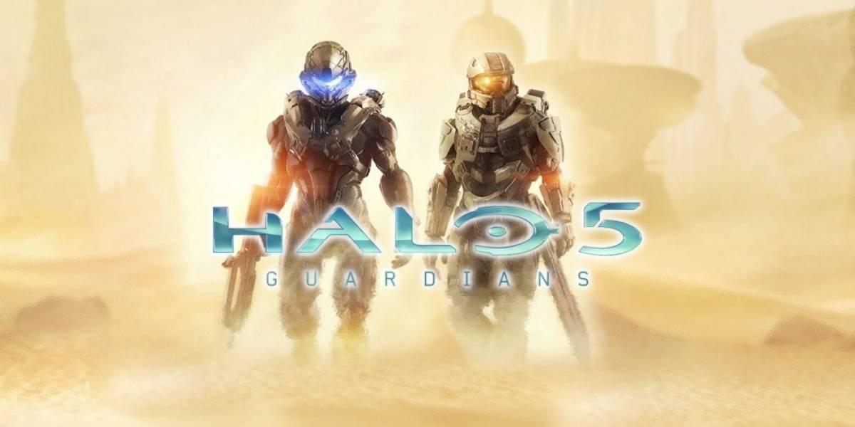Se confirma que habrá consola Xbox One edición Halo 5: Guardians