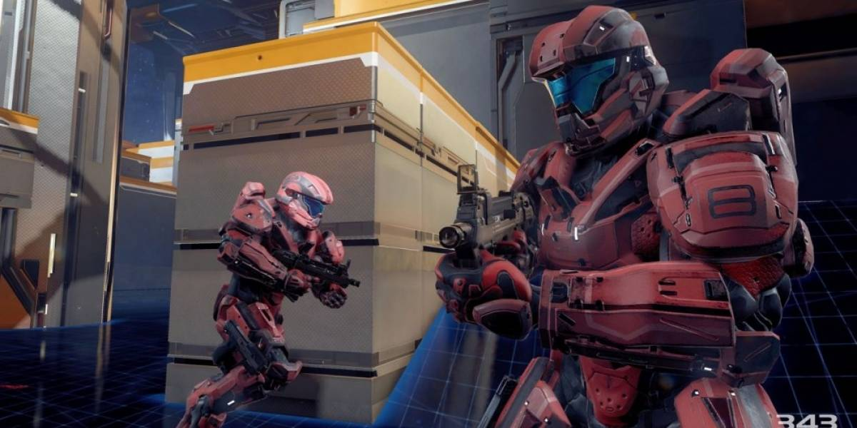 Una hora de la beta multijugador de Halo 5: Guardians