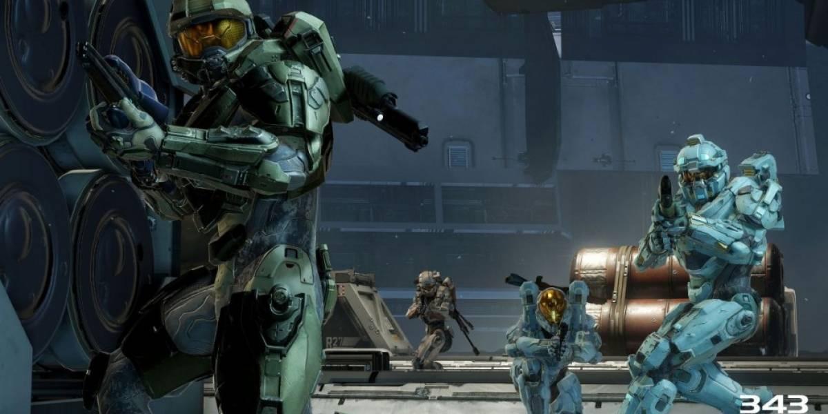 El parche de día uno para Halo 5: Guardians será gigante
