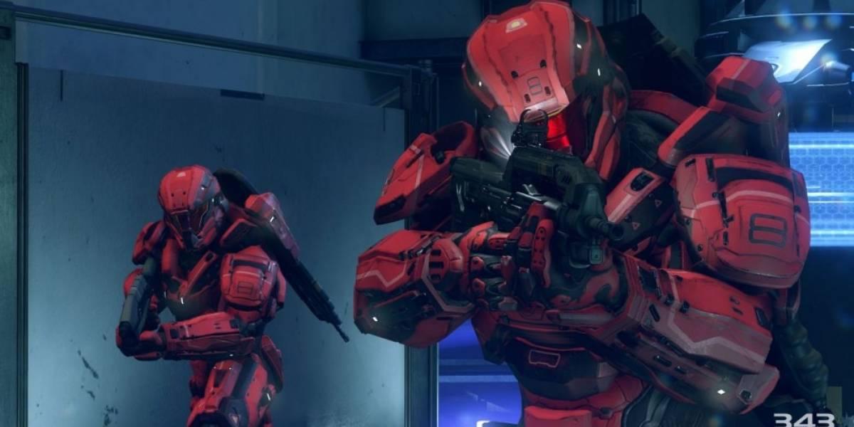 Documental The Sprint sobre Halo 5 ya está disponible para todos