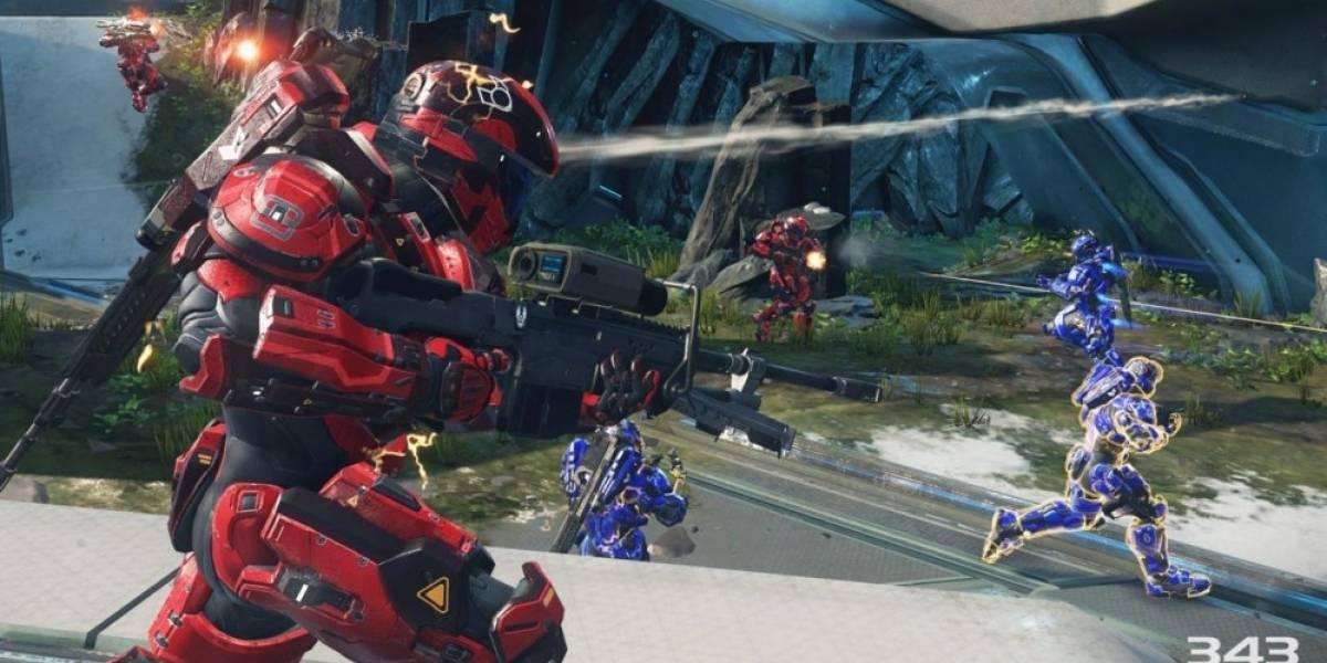 Muestran que Halo 5: Guardians evoluciona el combate #gamescom2015