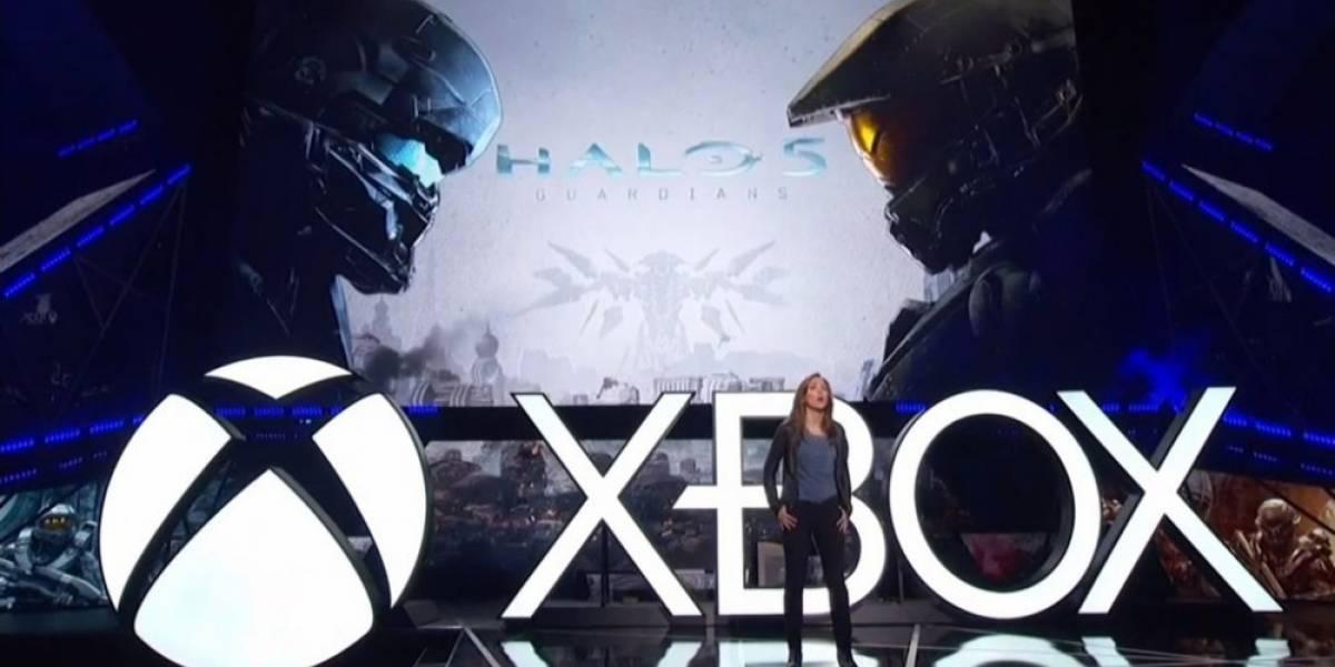 Halo 5: Guardians mostró parte de su campaña y multijugador #E32015