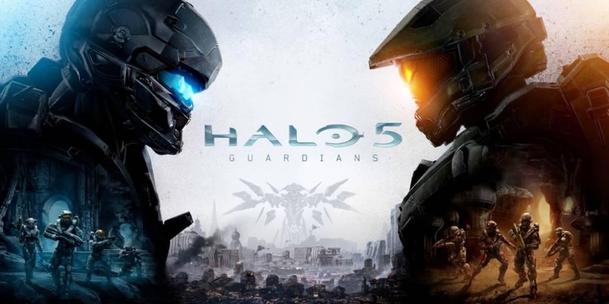 Escucha la banda sonora completa de Halo 5: Guardians