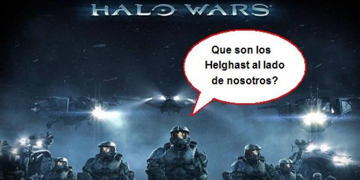 Halo Wars es el juego que mas interesa a la gente.