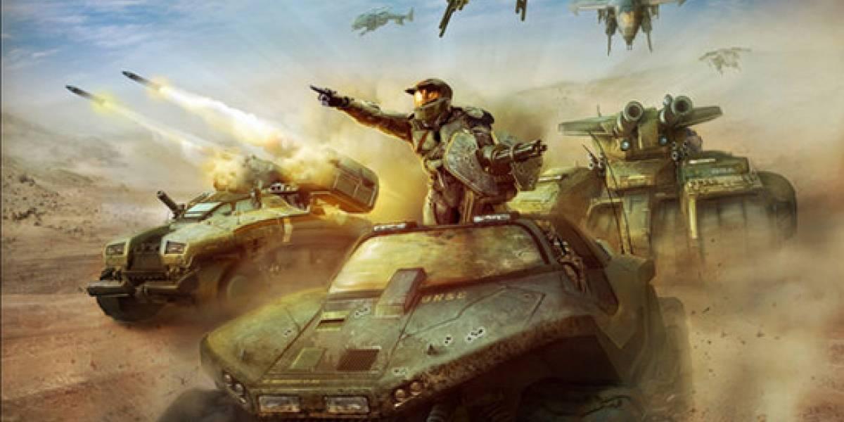 Ensemble se despide con arte conceptual de Halo Wars