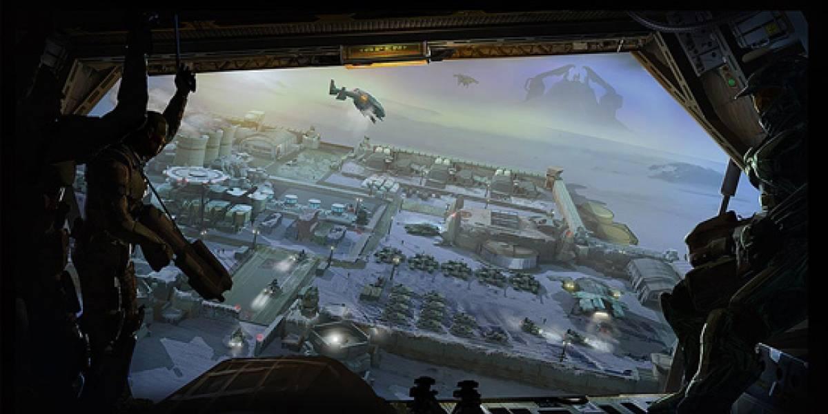 Halo Wars vende un millón de unidades