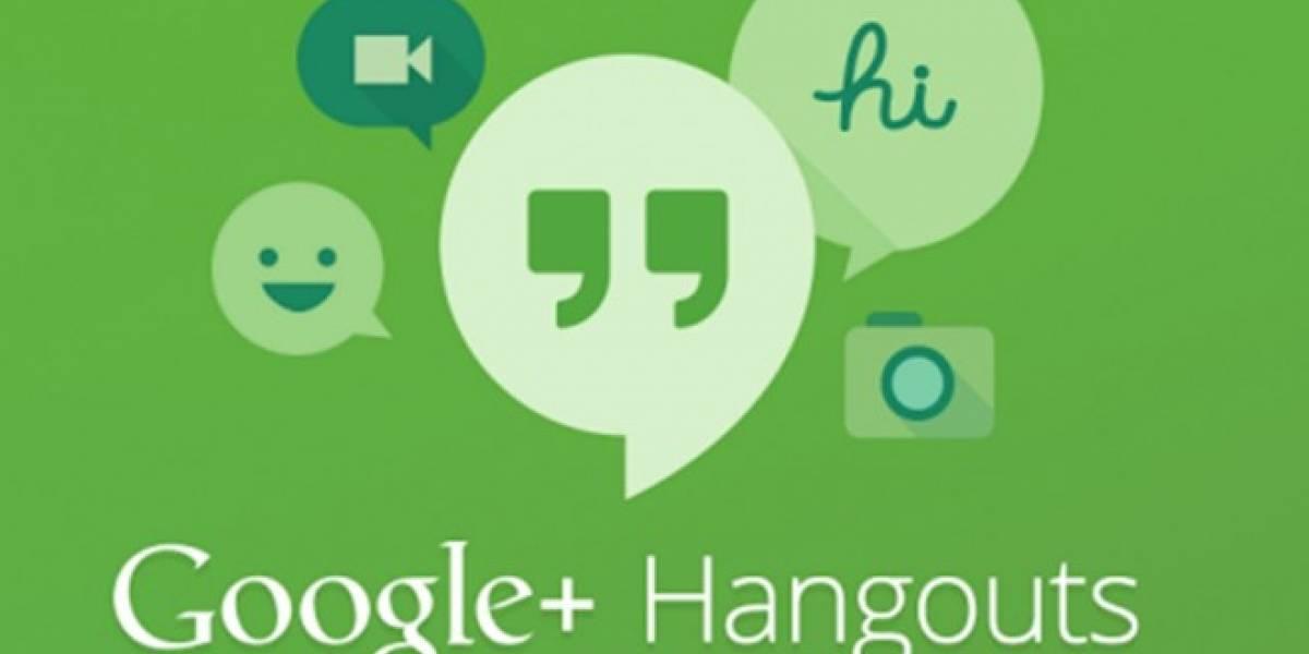 Hangouts para Android permite transferir una llamada por NFC