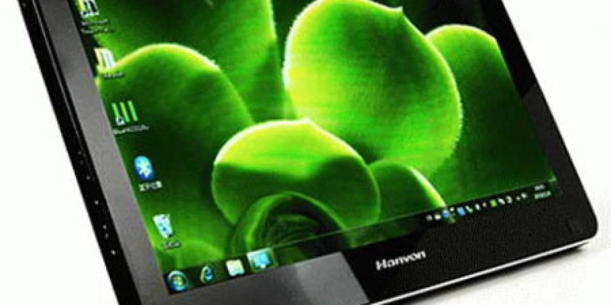 Hanvon B10, un tablet con Windows 7