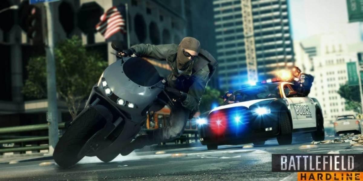 Battlefield: Hardline podrá jugarse antes con EA Access