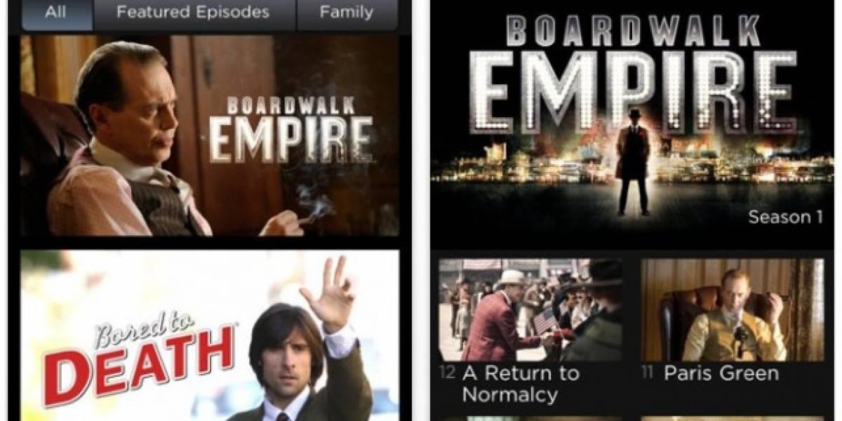 Las mejores series de TV llegan a iOS con HBO Go