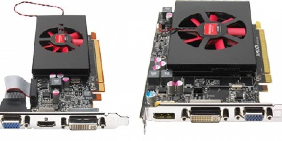 AMD Radeon HD 6570 y 6670 llegan dentro de 2 semanas