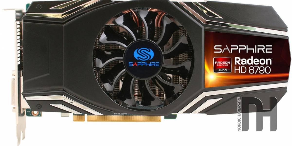 AMD Radeon HD 6790 podría ser desbloqueable a HD 6870