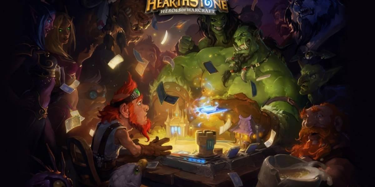 Ya se puede jugar Hearthstone en teléfonos con iOS y Android