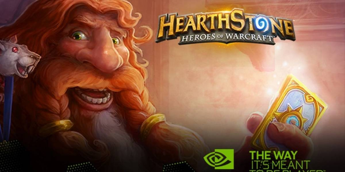NVIDIA anuncia el torneo internacional HearthStone Pro/AM