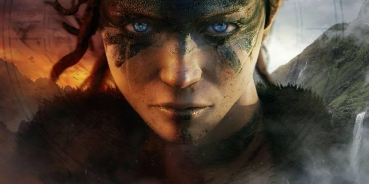 Ninja Theory anuncia Hellblade para PS4 #gamescom2014