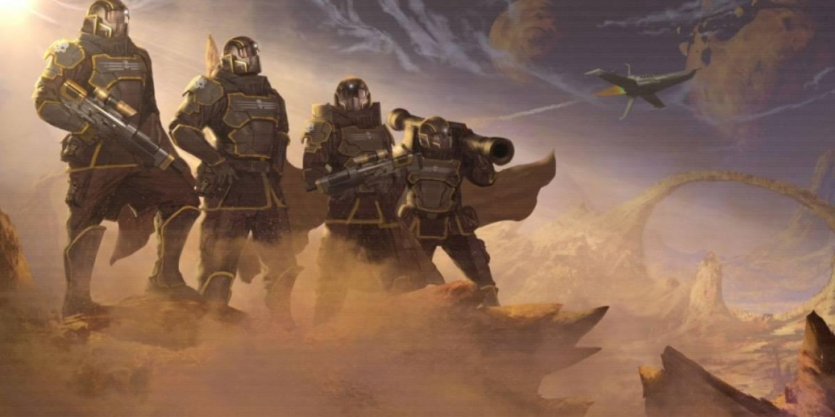 Helldivers recibe Masters of Galaxy, una nueva expansión gratuita