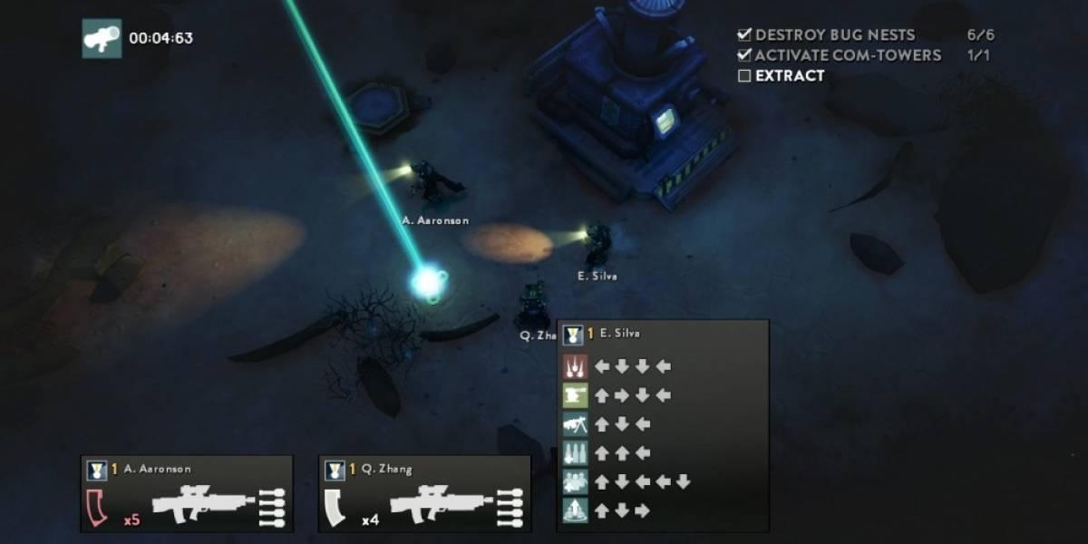 Bug en Helldivers borra partidas si se desconecta el control de PS4