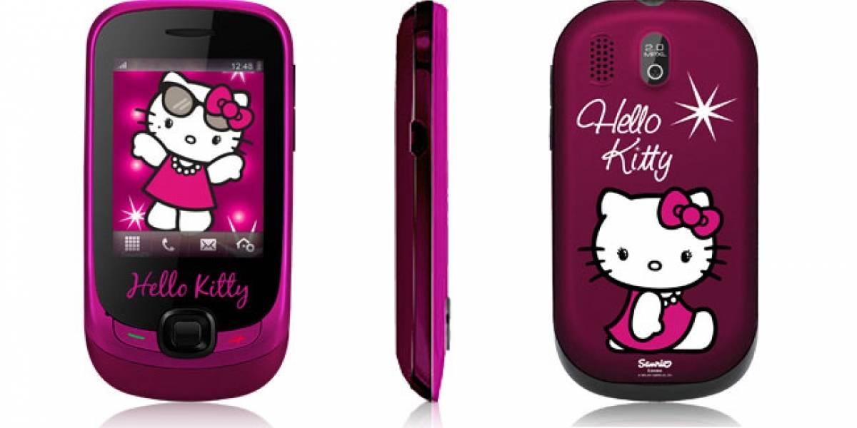 España: Yoigo ofrece una versión 'Hello Kitty' del One Touch 602