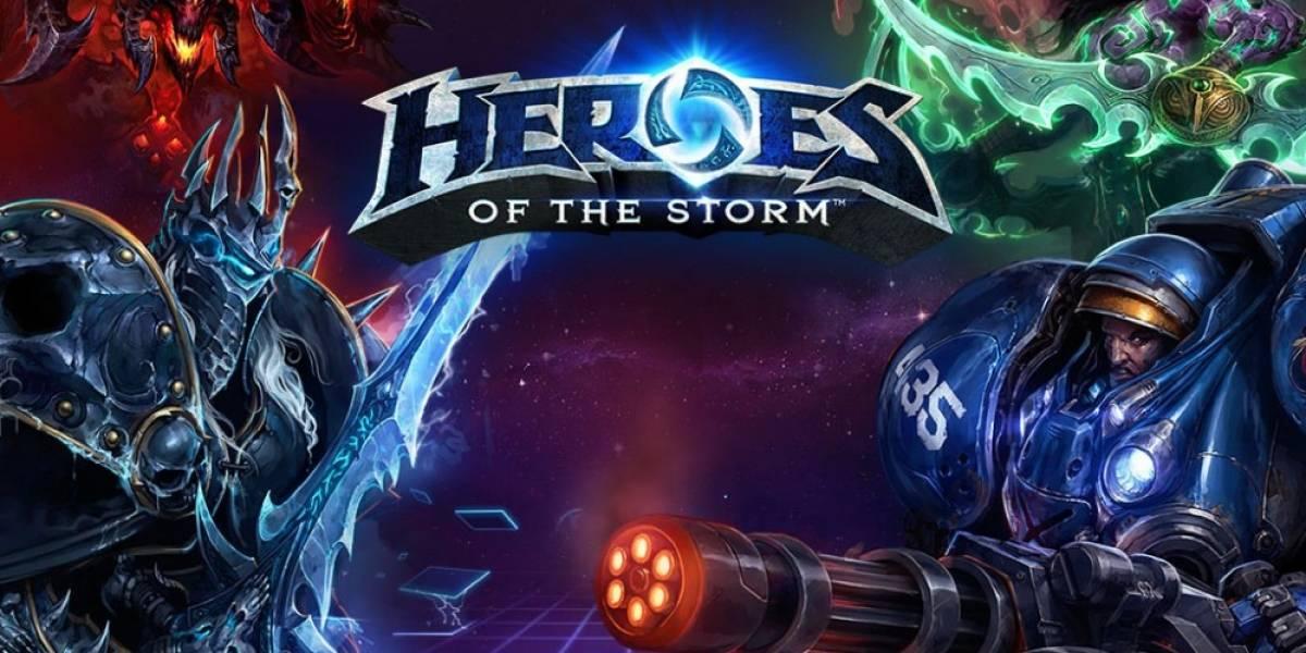 Niubie y Blizzard te regalan códigos para la beta cerrada de Heroes of the Storm