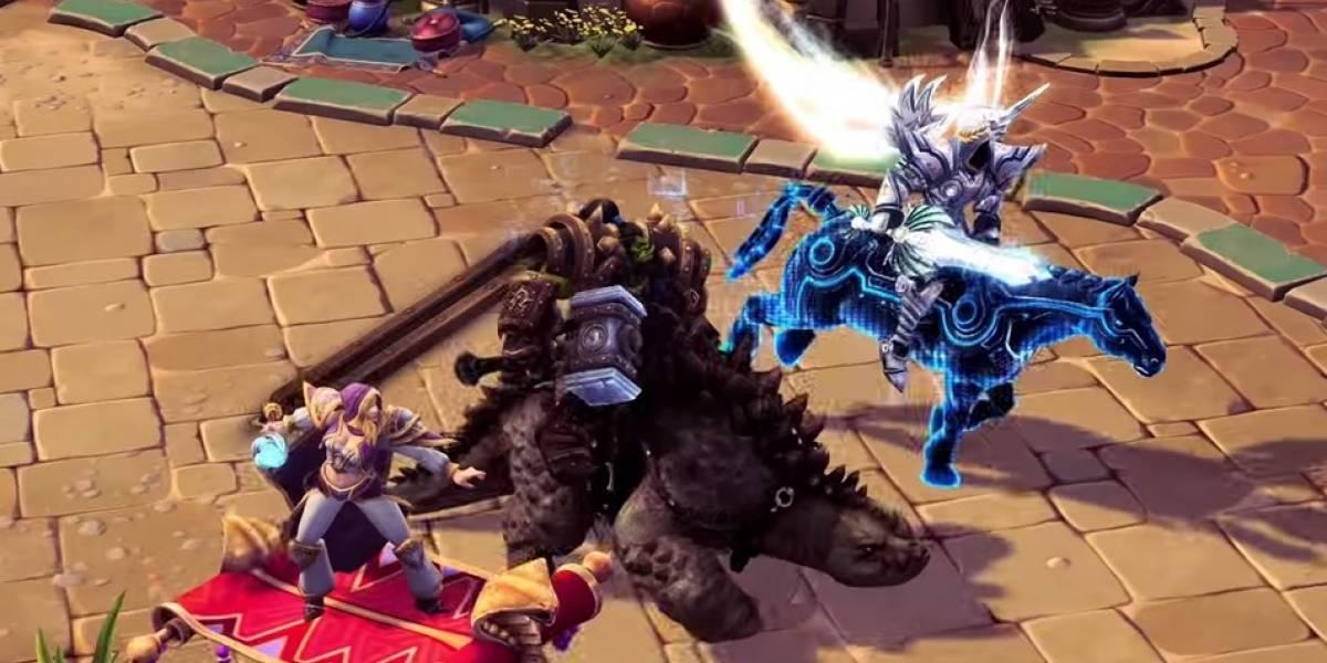 Regalamos 100 códigos para la beta de Heroes of the Storm [Cerrado]