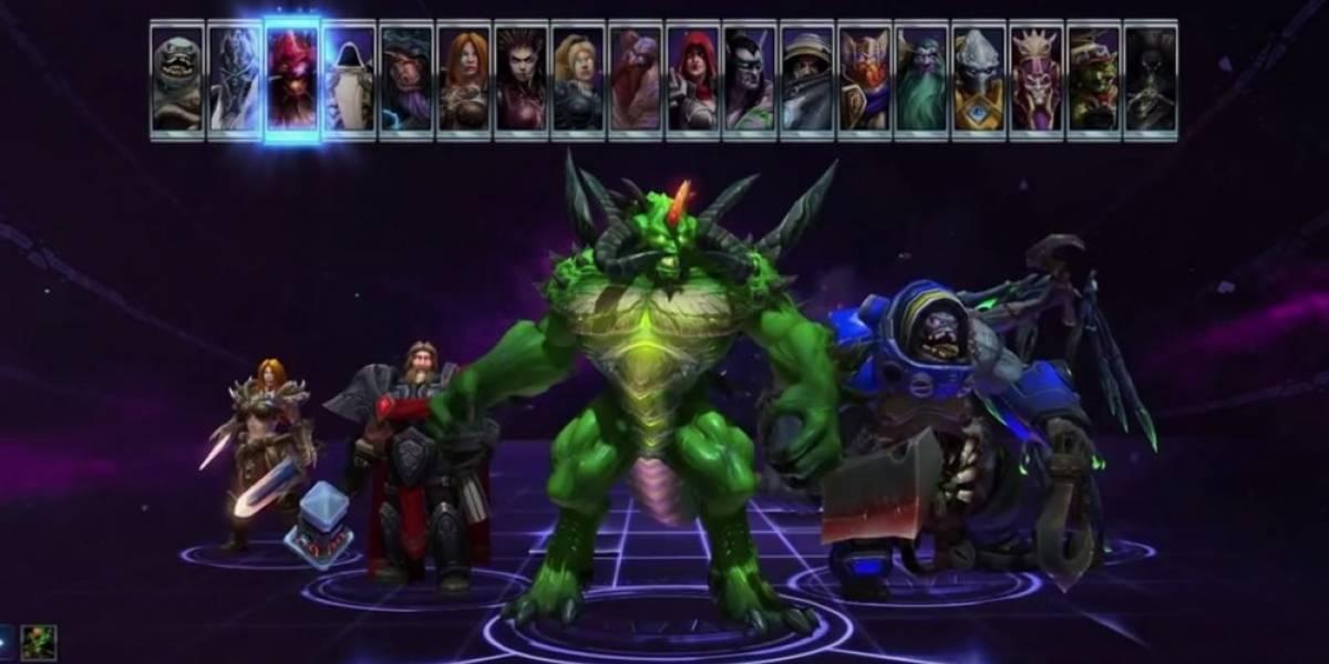 Regresó el alpha técnica de Heroes of the Storm