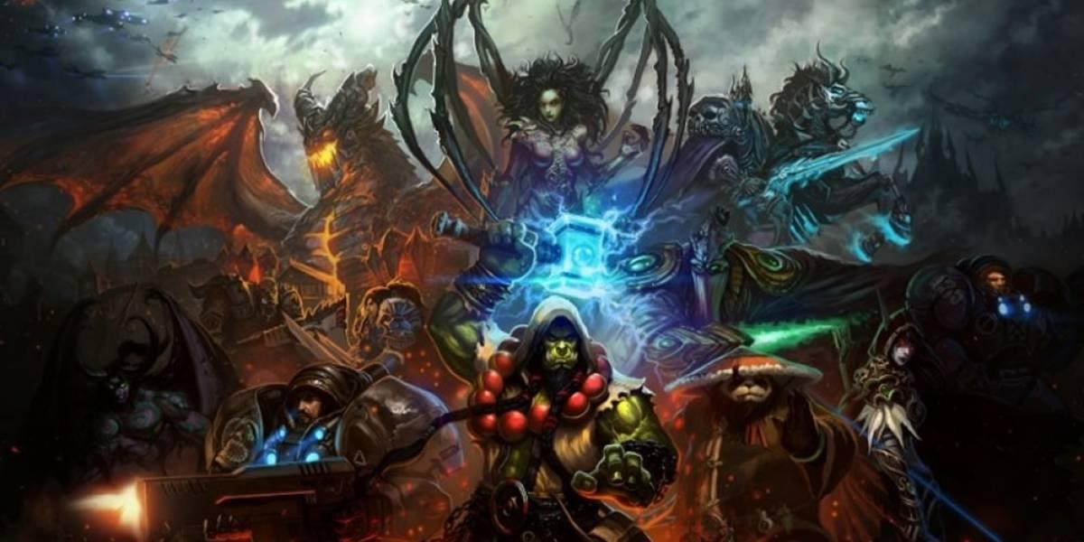 Celebra nuestro aniversario con la beta de Heroes of the Storm [Cerrado]