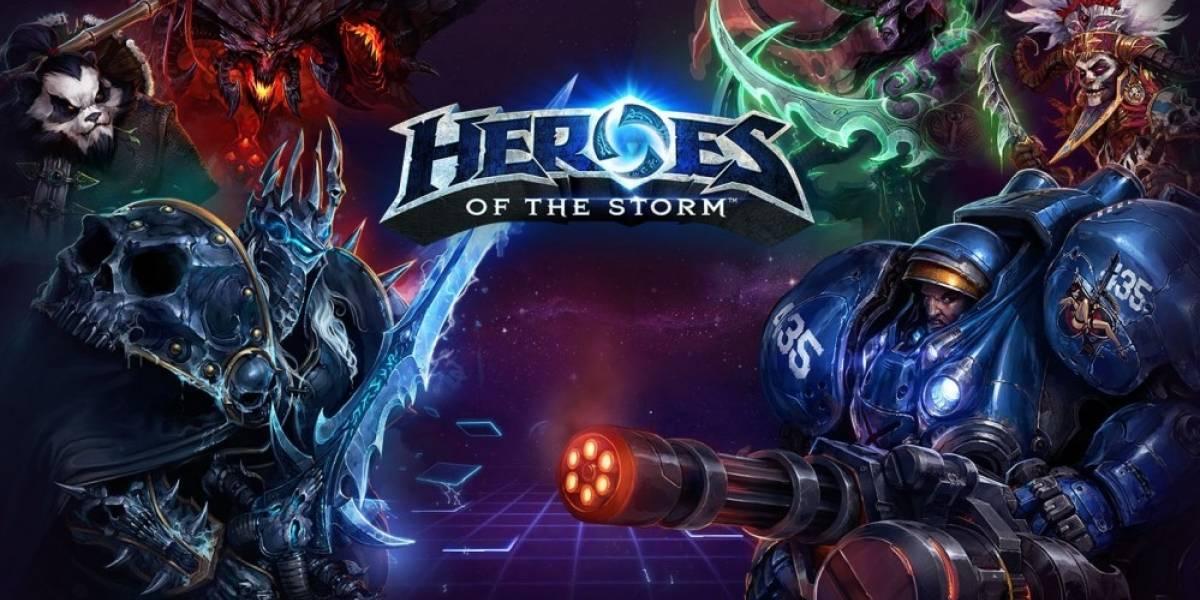 Heroes of the Storm ya tiene fecha de lanzamiento