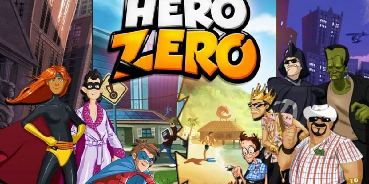 Hero Zero llega a Chile, Colombia y Argentina
