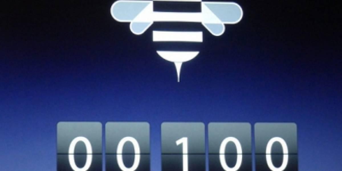 Android 3.0 Honeycomb tiene menos de 100 aplicaciones