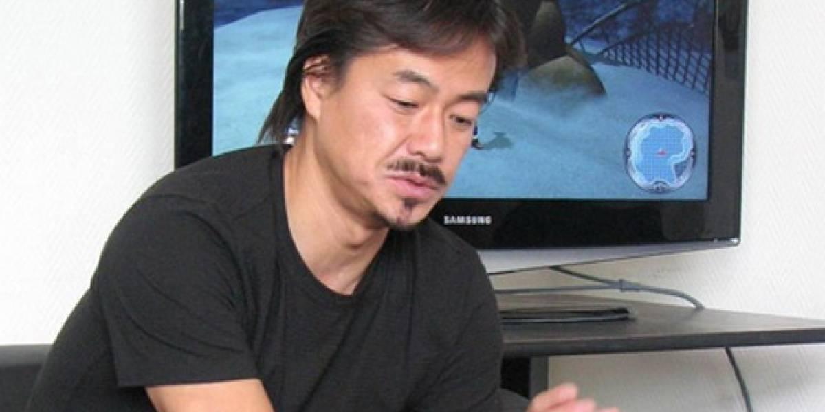 Hironobu Sakaguchi confirma nuevo juego