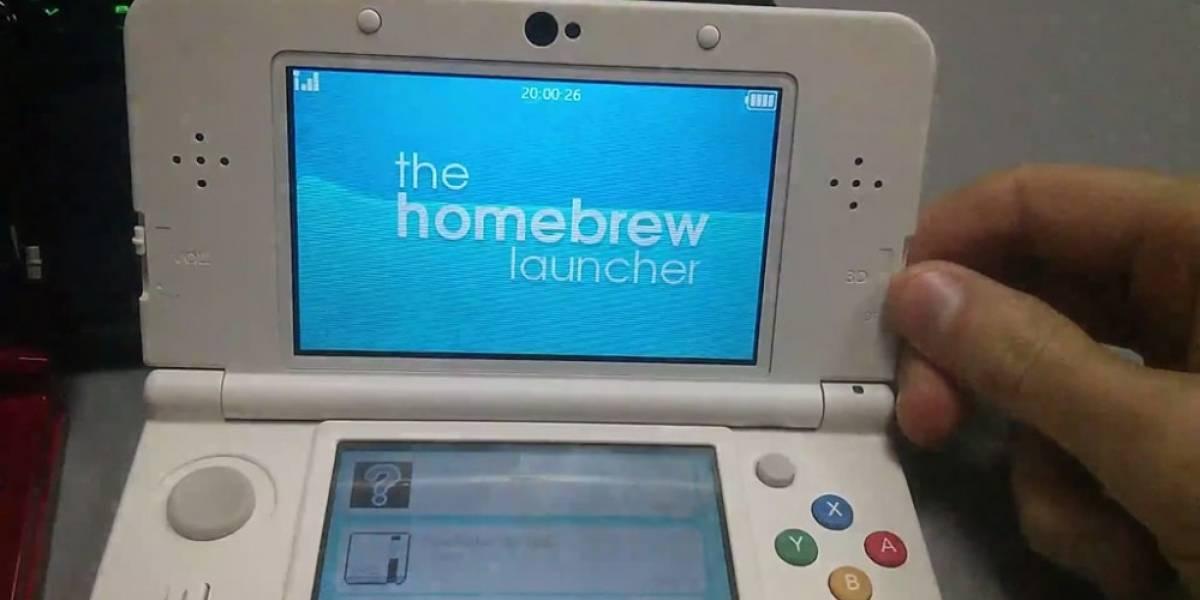 Después de 3 años logran hackear el Nintendo 3DS
