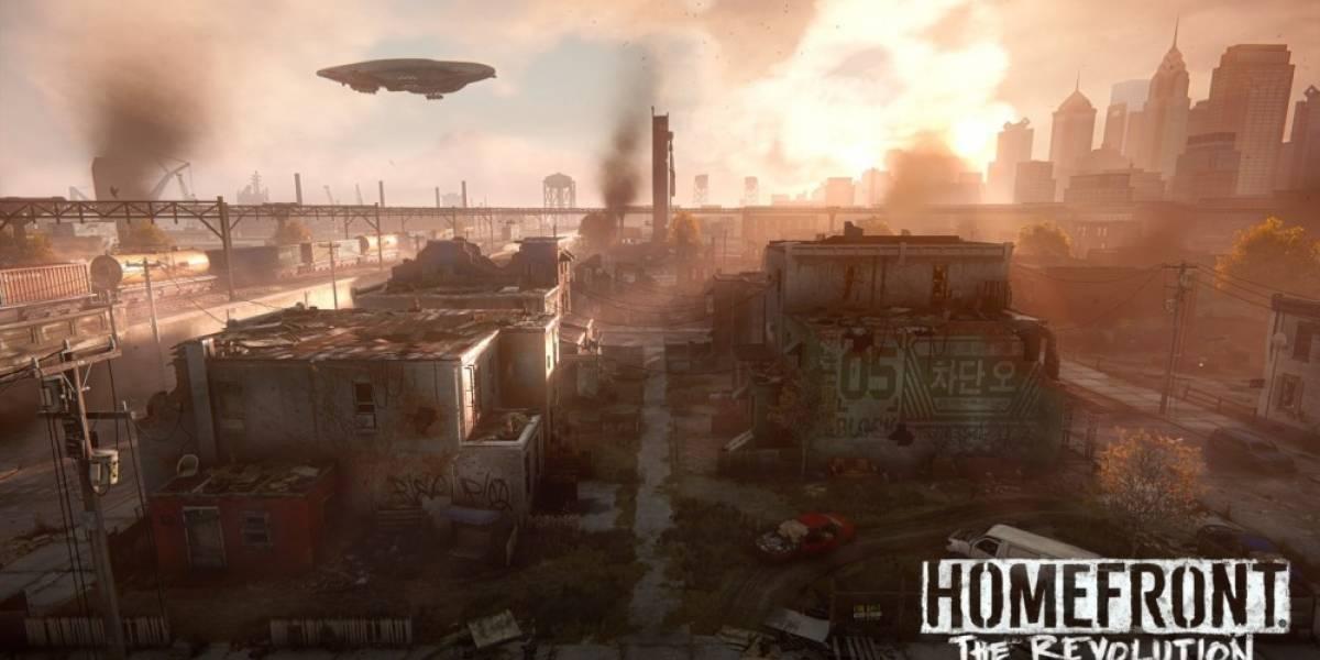 Homefront: The Revolution retrasado hasta el 2016