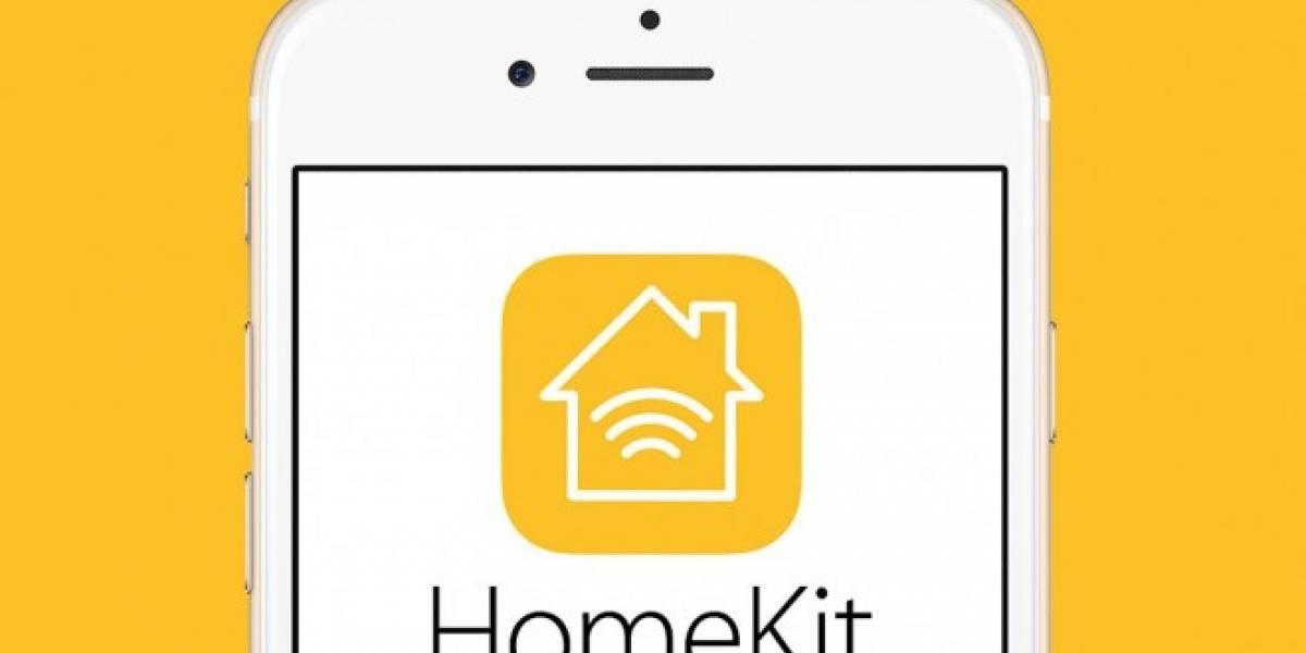iOS 10 integraría una app dedicada de HomeKit