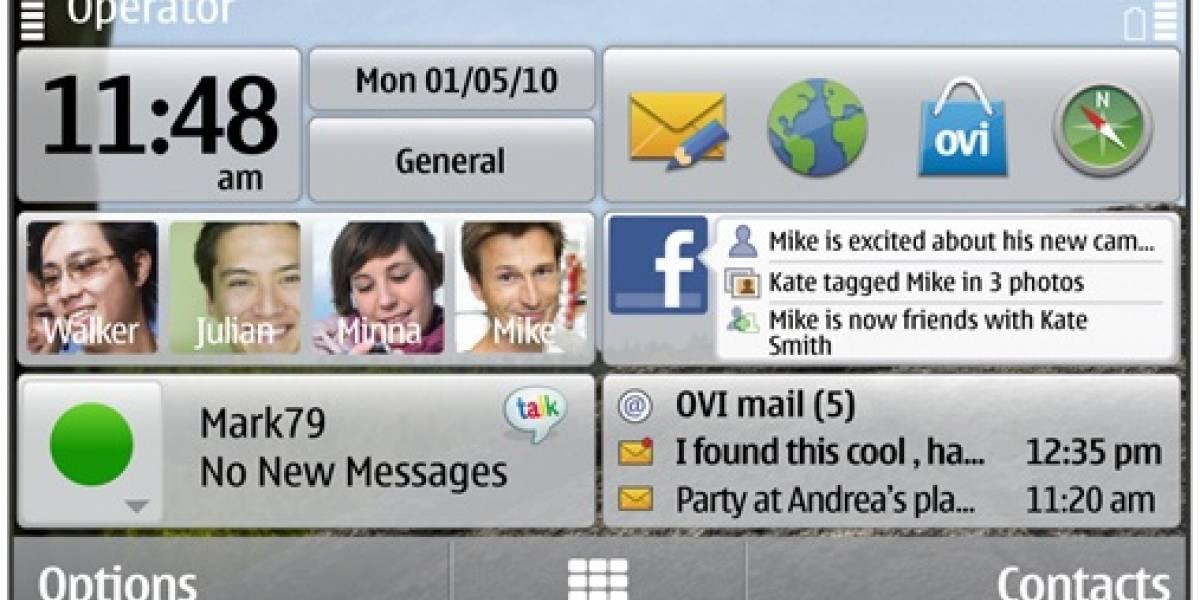 Nuevo Chat 2.5: Nokia se vuelve más social