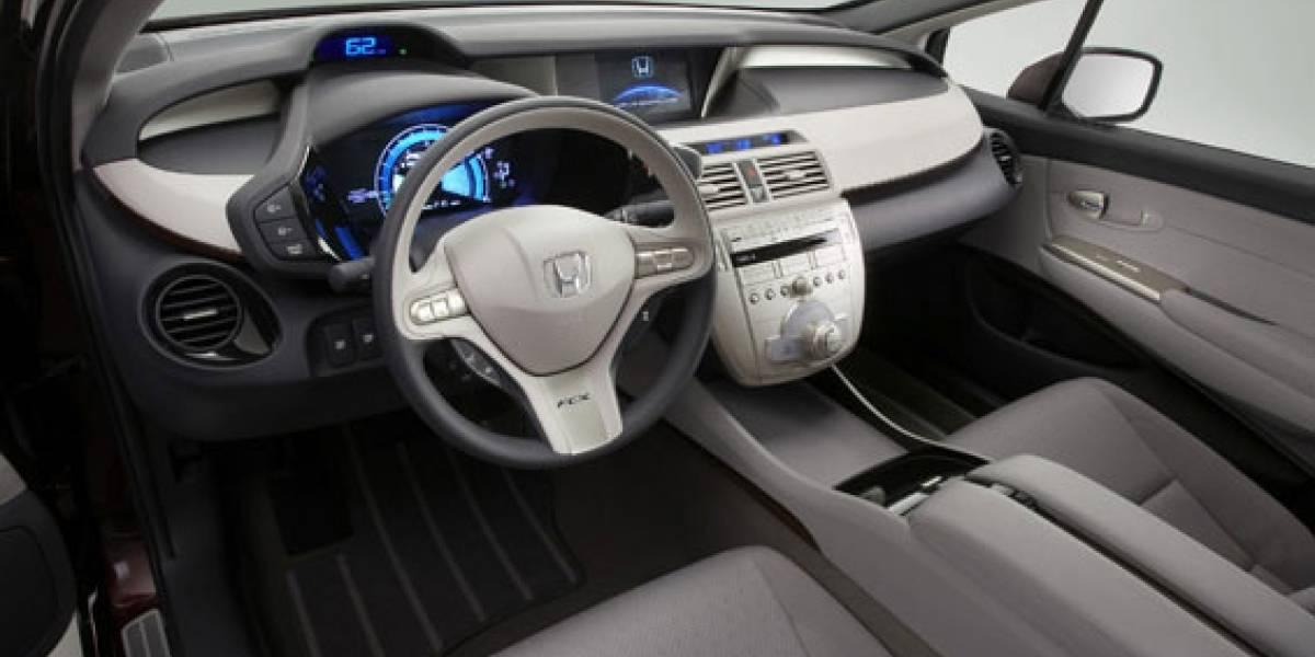 Honda FCX Clarity: El primer auto a hidrógeno que podrás comprar