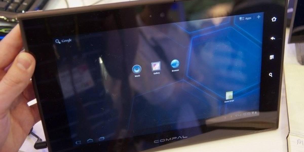 CTX2011: Honycomb en x86 es más lento que en ARM
