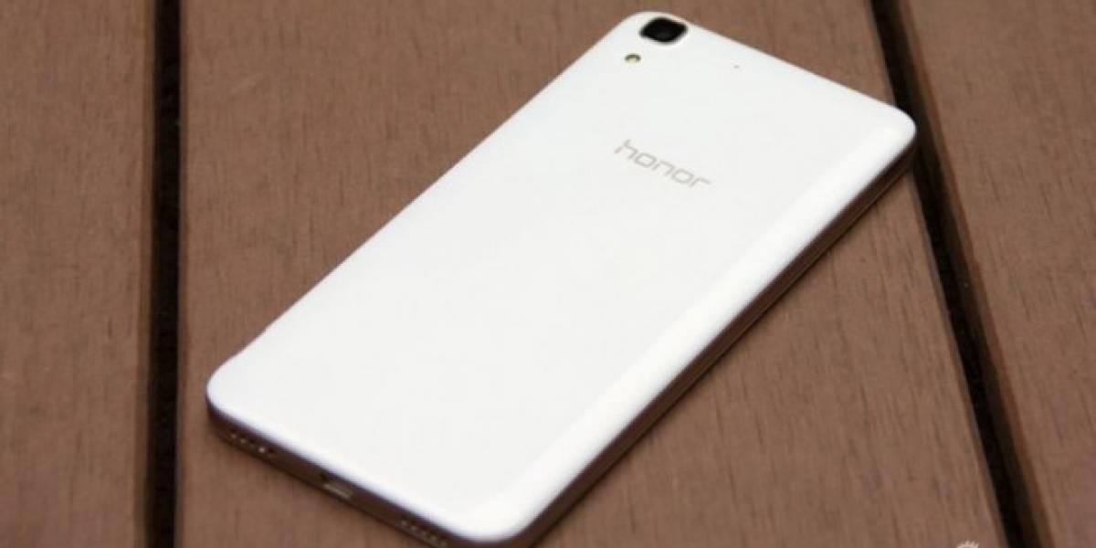 Huawei presenta un nuevo modelo de gama baja: Huawei Honor 4