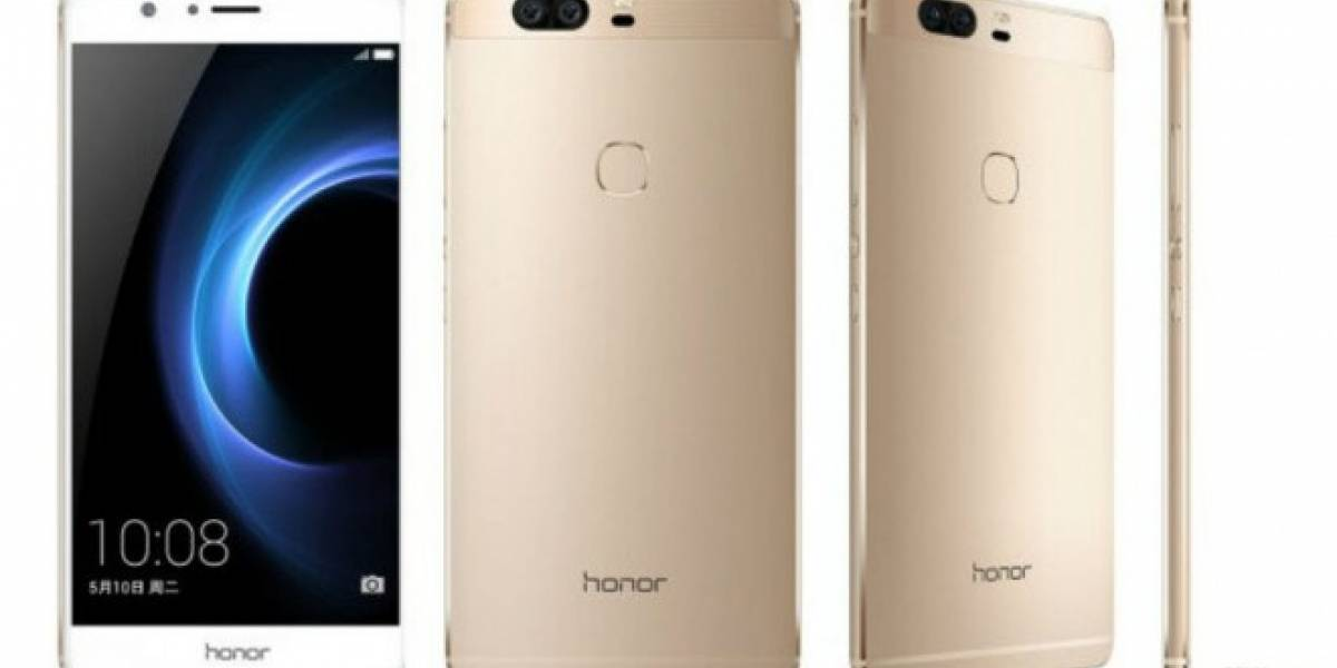 Huawei Honor V8 es otro poderoso teléfono con Kirin 950