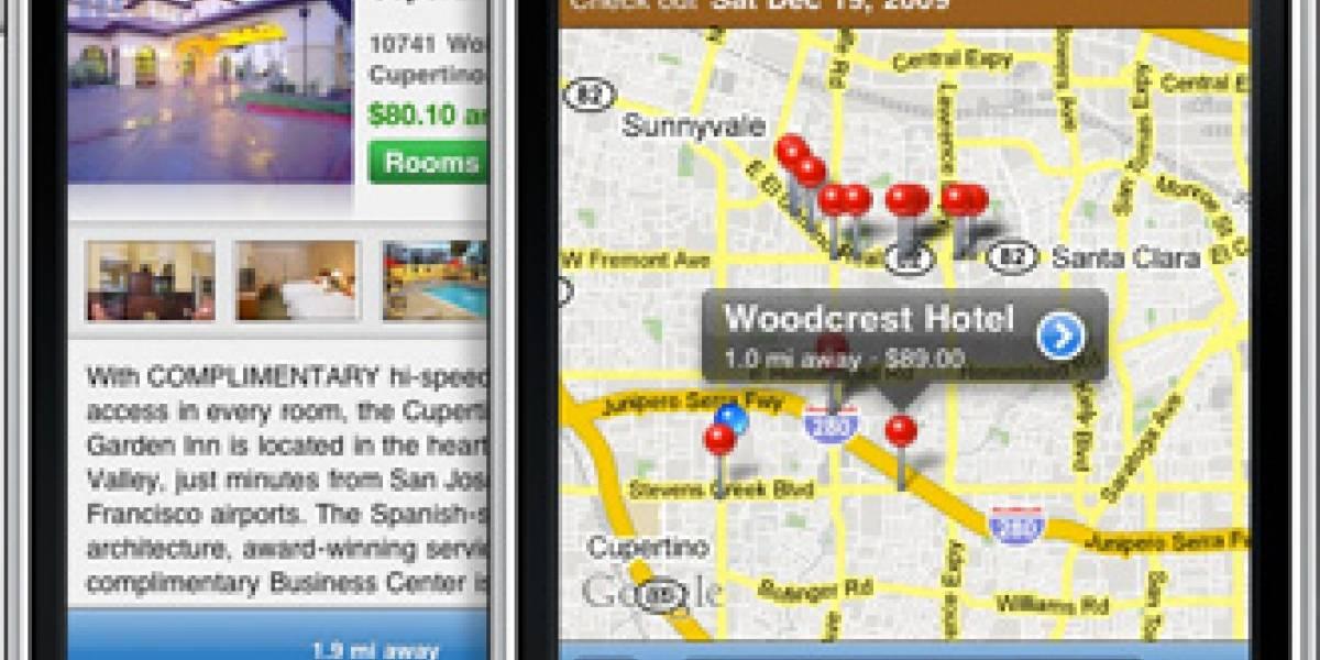 HotelPal 2.0 nos ayuda a reservar habitación desde nuestro smartphone