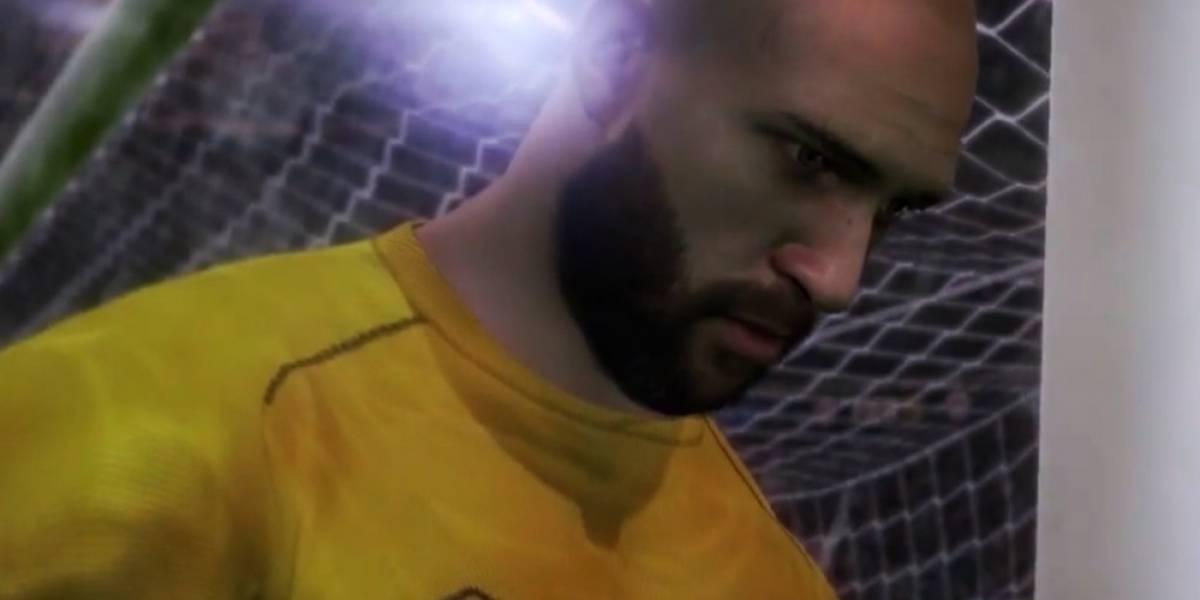 Los porteros también han subido de nivel en FIFA 15 #gamescom2014