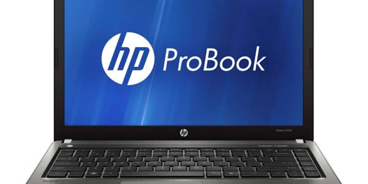 HP anuncia 11 nuevos laptops con AMD Llano