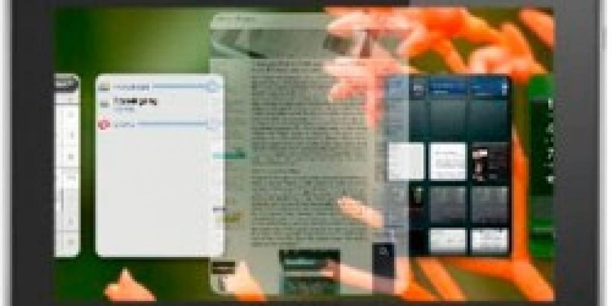 Futurología: Tablet HP con sistema webOS aterrizará el próximo año