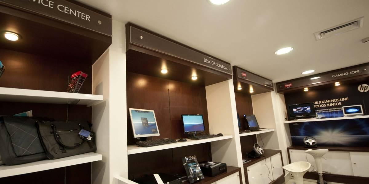 Chile: HP Store de Santiago ahora ofrece una mejor experiencia