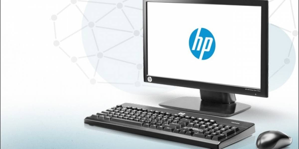 HP T410 Smart Zero Client: ARM va por los Thin Clients