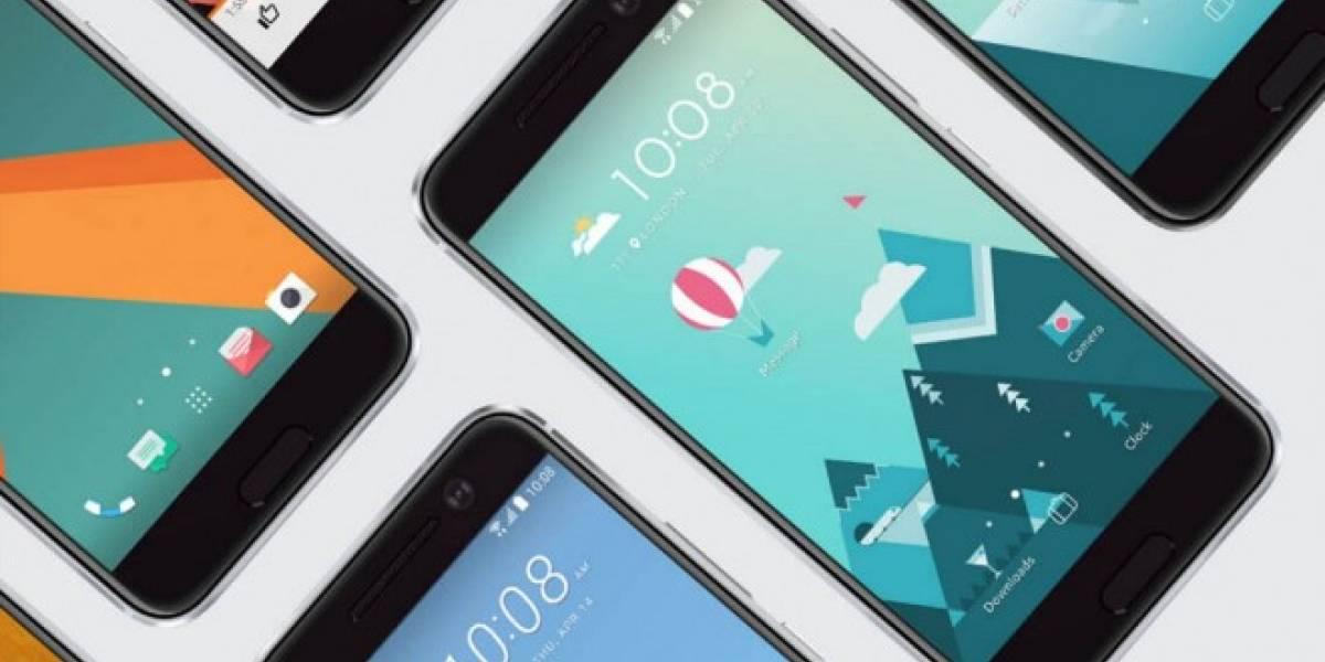 HTC 10 humilla al Galaxy S7 en prueba de caídas
