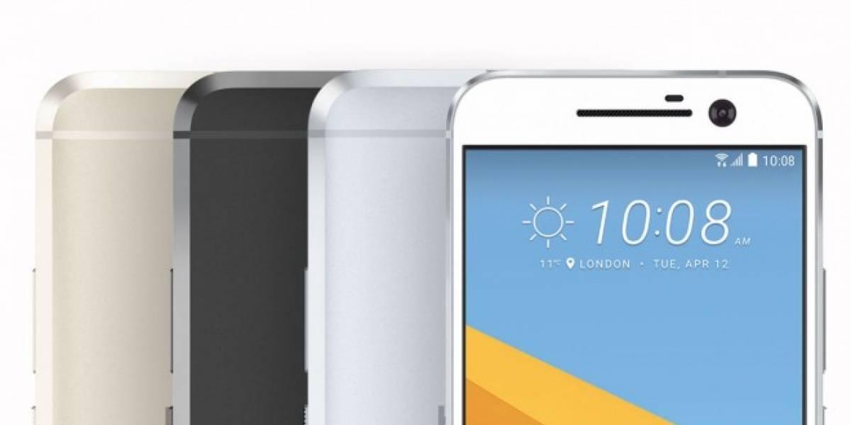 HTC 10 es el nuevo gama alta de HTC