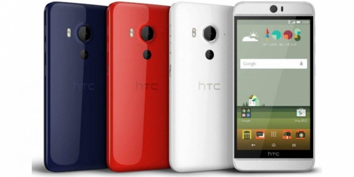 HTC Buttlerfly 3 es un teléfono de plástico con Snapdragon 810