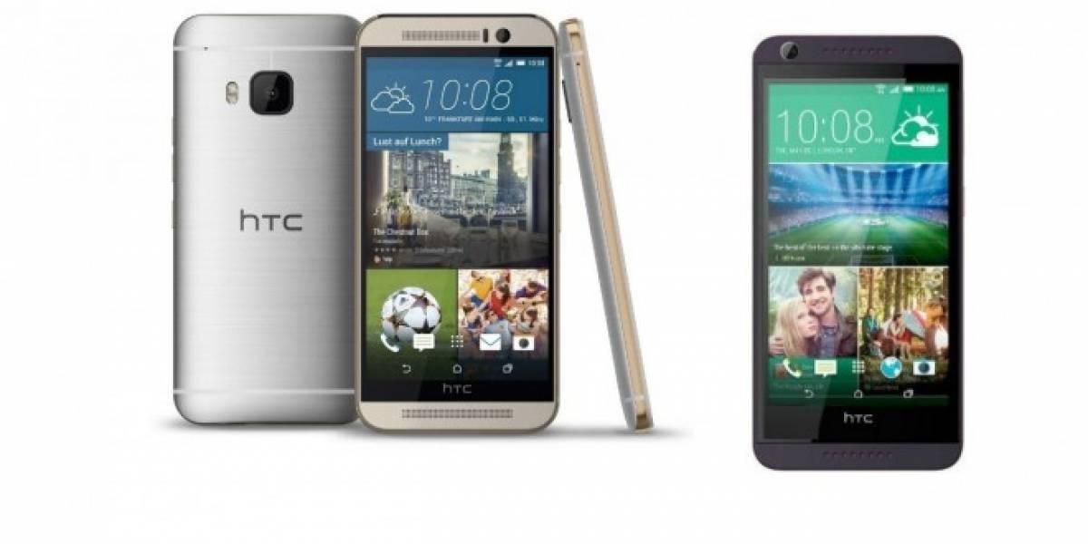 HTC regresa a Chile y lo hace de la mano de Claro