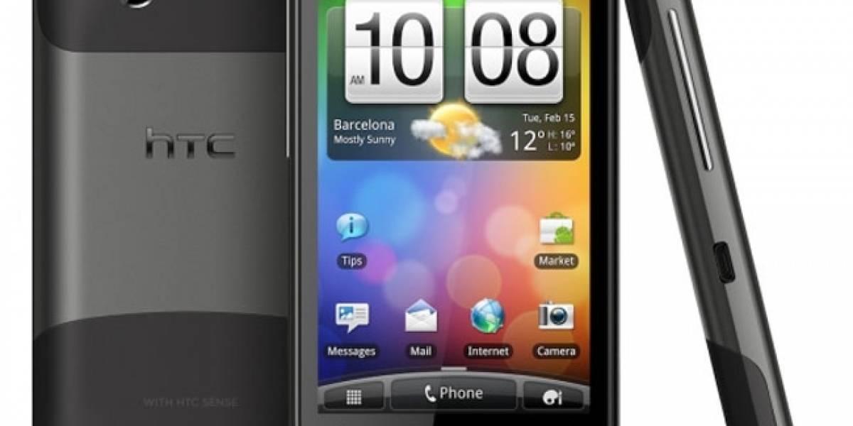 HTC actualiza su línea de smartphones Android: Desire S, Incredible S y Wildfire S